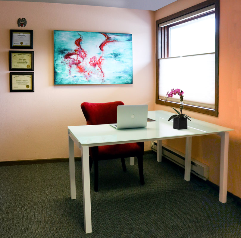 5 Tips To Feng Shui/Upgrade Your Home Office